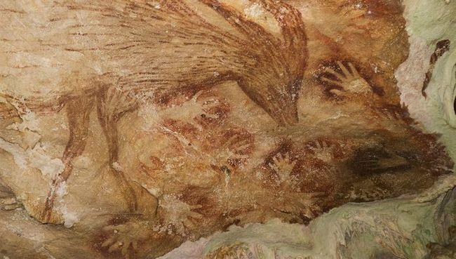 В індонезійській печері виявлено найстаріші в світі твори мистецтва