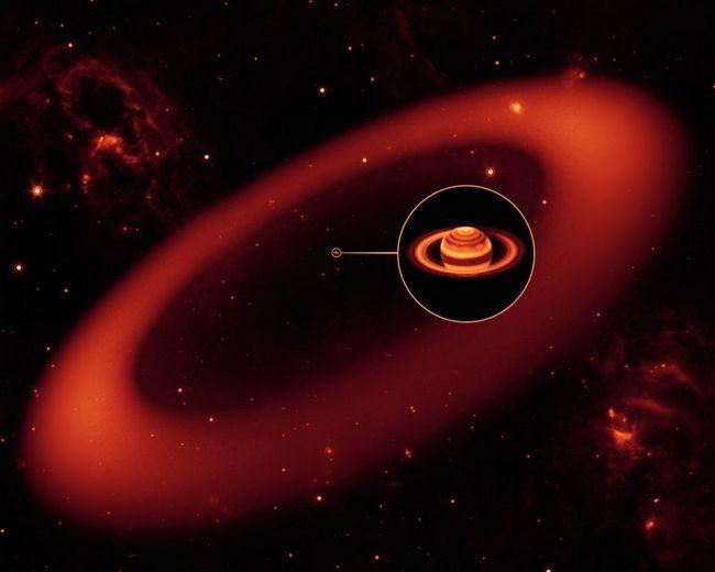 10 об`єктів Сонячної системи, про які нам мало що відомо