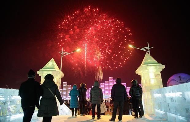 26-й Міжнародний фестиваль льоду і снігу в Харбіні (26th Harbin International Ice and Snow Festival)