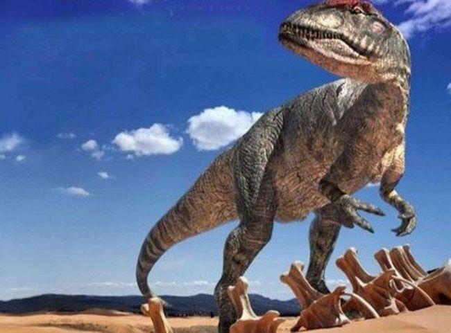 Аллозавр (лат. Allosaurus)