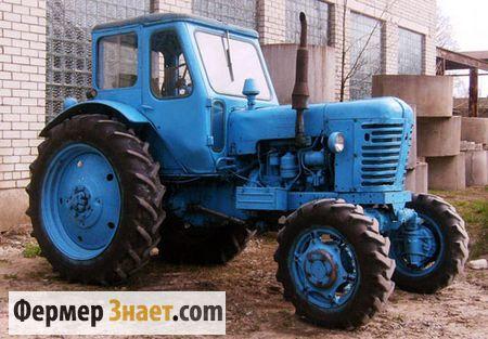 Аналіз технічних особливостей трактора мтз-50