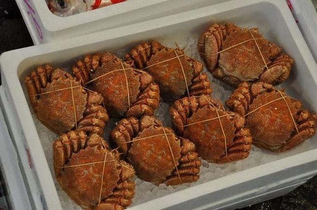 Цукідзі - найбільший в світі рибний ринок