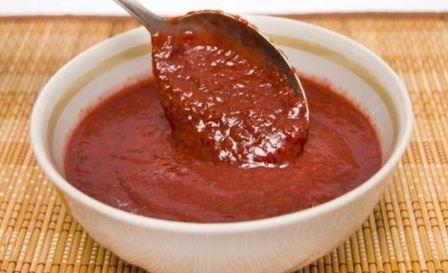 Робимо домашній соус зі слив на зиму