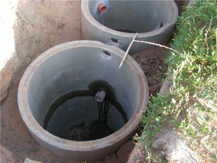 каналізація для дачі