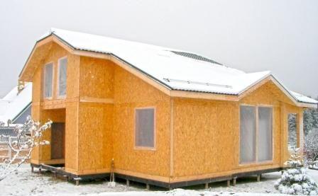 Будинки з сіп панелей