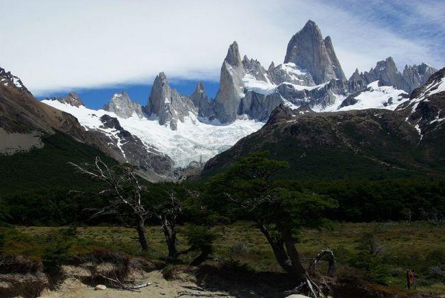 Гірська вершина Фіцрой (Cerro Fitzroy)
