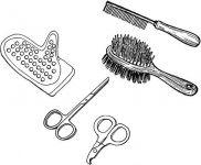 інструменти для грумінгу