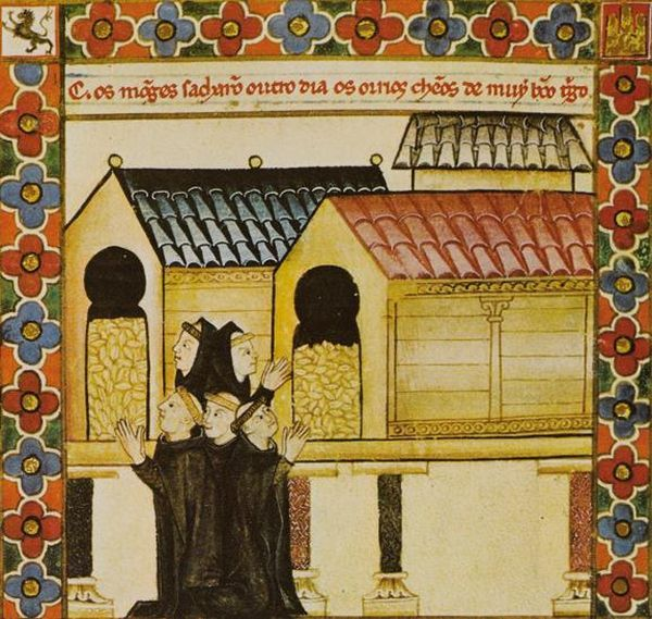 H rreo - незвичайні споруди піренейського півострова