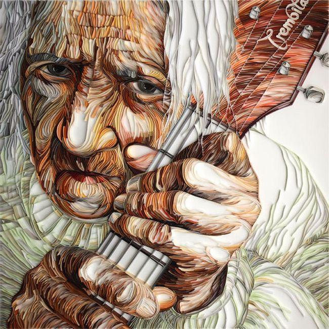 Мистецтво квілінгу від Юлії Бродської