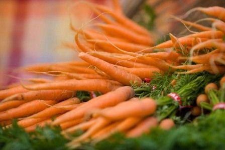 зберігання моркви фото