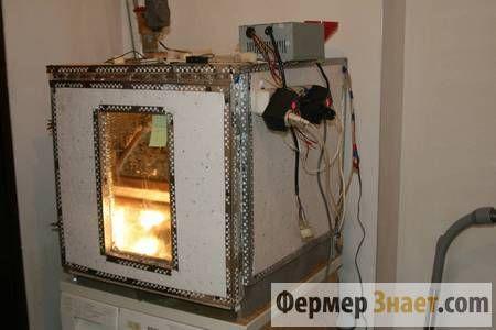 саморобний інкубатор