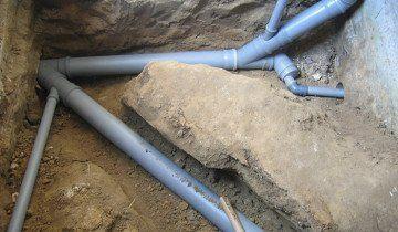 Розводка каналізації в приватному будинку, dommaksa.ru