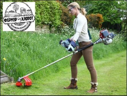 Як вибрати триммер для трави