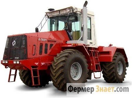 Кіровець к-744: надпотужний трактор четвертого покоління
