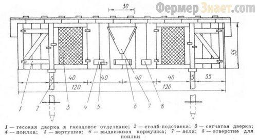 крільчатник Михайлова