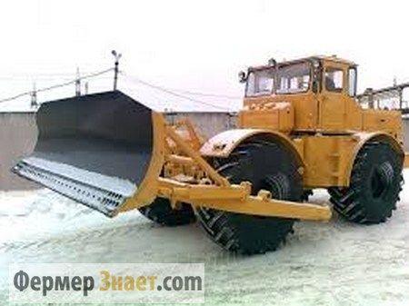 Устаткування для росчісткі снігу
