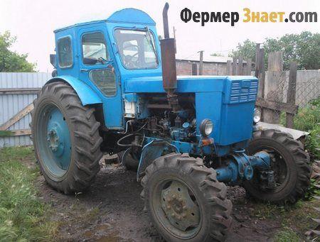 Колісний трактор т-40: найкраща машина минулого століття