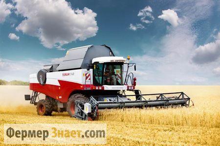 Комбайни torum: зернозбиральна спецтехніка від компанії «ростсільмаш»