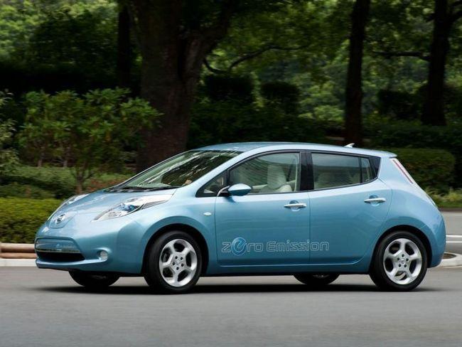 екологічний автомобіль