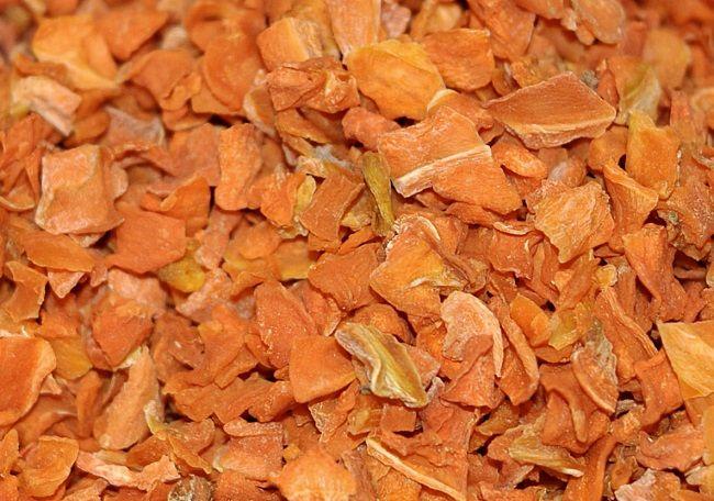 Камерного морква для шиншил, годування шиншил