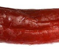Червоний огірок
