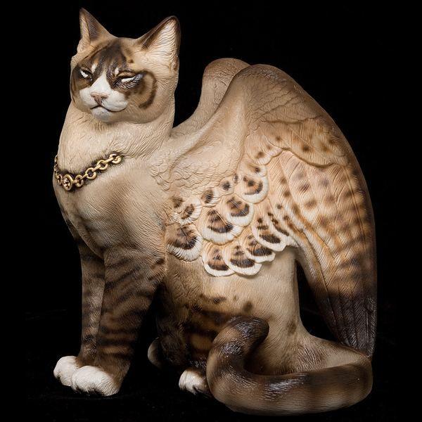 Крилаті кішки (Winged cat)