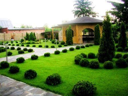 Ландшафтний дизайн приватного і заміського будинку