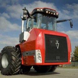 Мега трактор terra variant