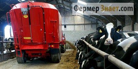 Механізіруем фермерське господарство або навіщо на фермі кормораздатчики