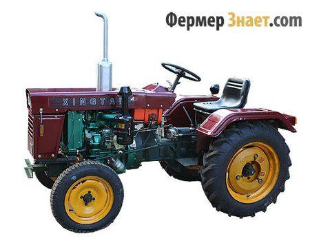 Міні-трактор cінтай 180: маленький помічник у великих справах