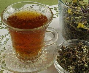 Чай з листя молочаю