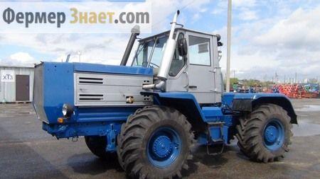 Потужні і універсальні трактора т-150 і т-150к: подібності та відмінності