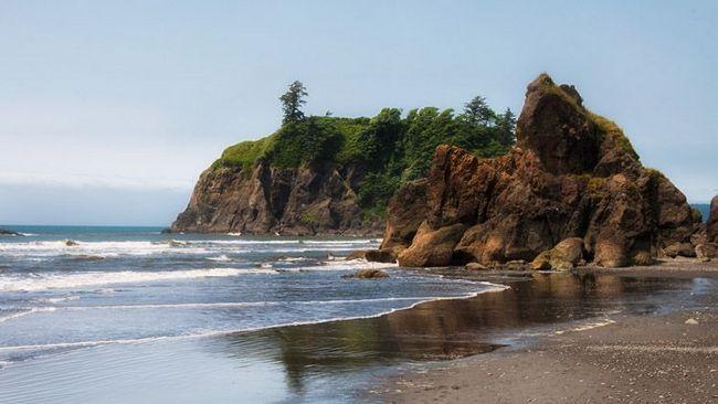 Рубіновий пляж.