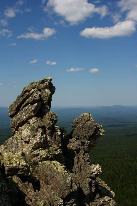 Національний парк `` таганай ``