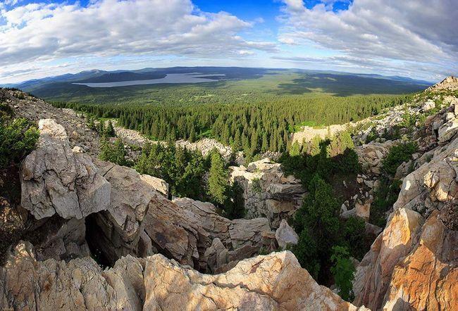 Національний парк Зюраткуль.