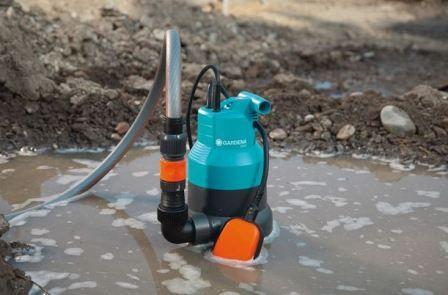 Насоси для каналізації в будинку