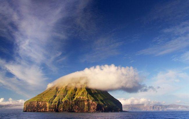 Безлюдний острів Луйтла-Дуймун (Малий Дімун)