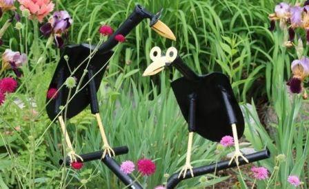 Нові вироби для саду своїми руками з фото