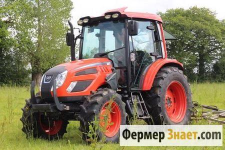 Трактор Кioti РХ-9020