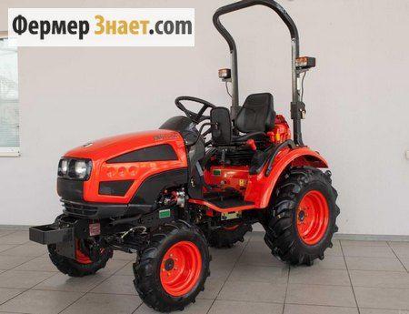 Міні-трактор Киоти СК 22