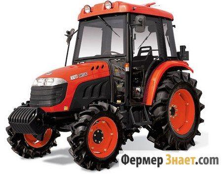Трактор Киоти DK 551
