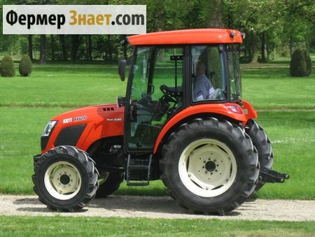 Трактор Kioti RX6010