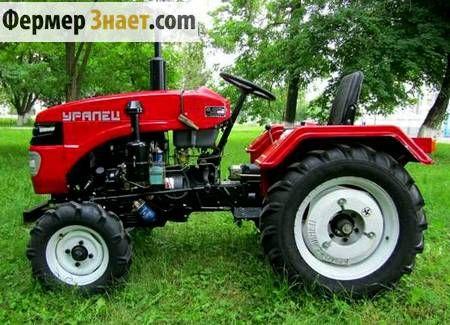 Міні-трактор Уралец-180