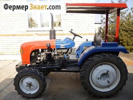 Міні-трактор Уссуріец