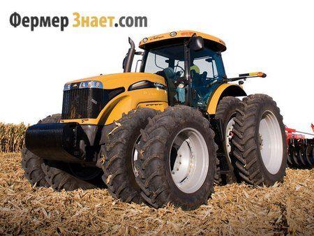 Огляд технічних характеристик тракторів challenger