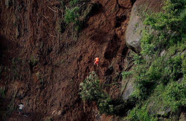Зсуви в Бразилії