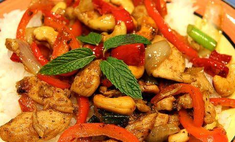 Використання горіхів кешью в кулінарії надзвичайно широко