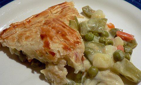 Пиріжки з горіхами кешью і овочами