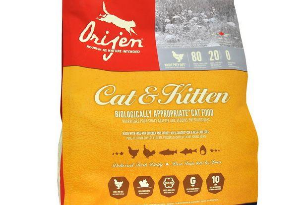 Ориджа для кішок (orijen cat and kitten): огляд, особистий досвід і рекомендації
