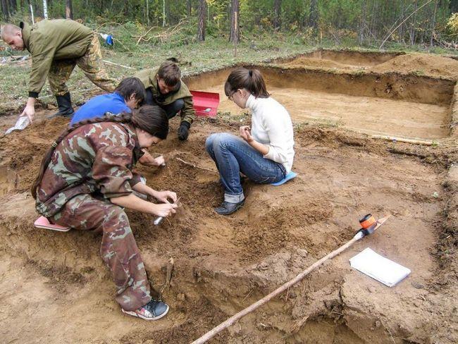 В Якутії знайшли останки віком 550 млн років.